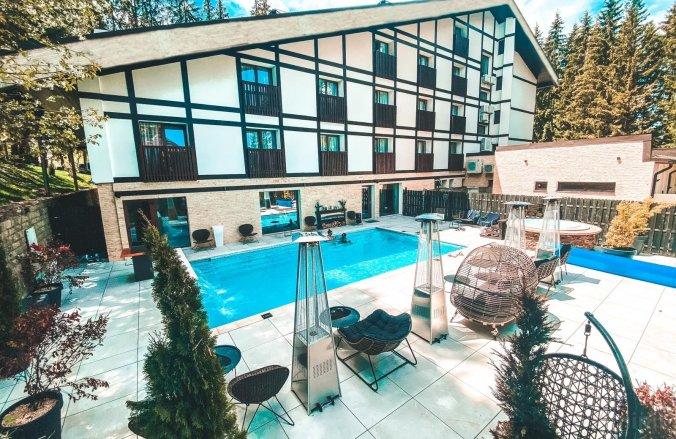 Elexus Hotel Predeal