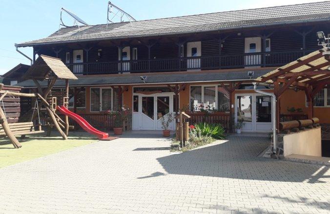 Kisherceg Guesthouse Siculeni