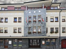 Accommodation Hungary, Boutique Hotel Civitas
