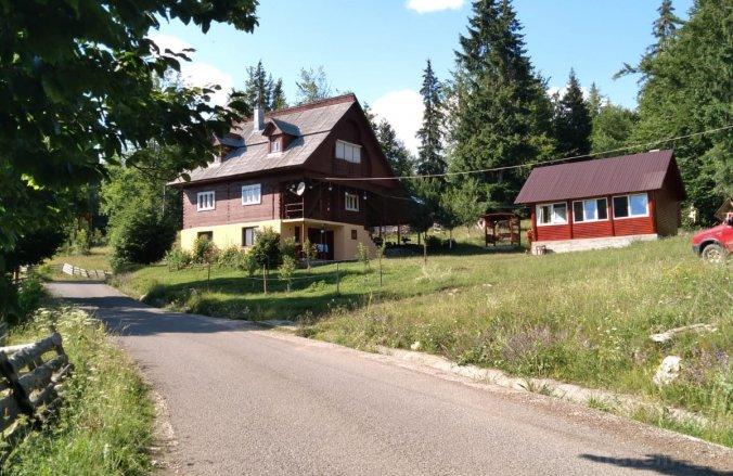 Casa din Poiană Ghețari