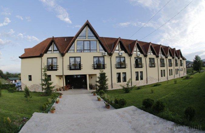 Hotel Conacul Archia Deva