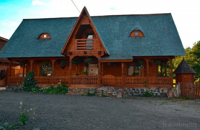 Casa cu Tradiție Panzió Sârbi (Budești)