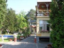 Pensiune Ságvár, Pensiunea Balaton