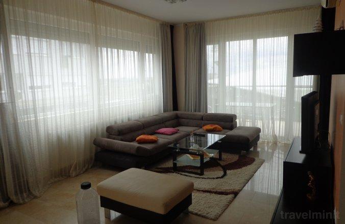 Apartament Dossenna Arad