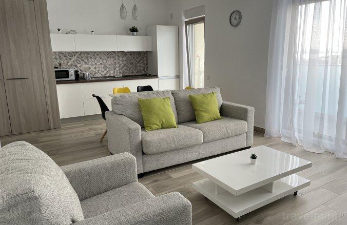 Vela Luxury Apartmanok Năvodari