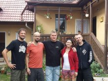 Accommodation Sóvidék, Haza-Járó Guesthouse