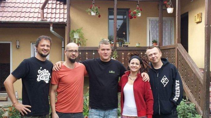 Haza-Járó Vendégház Székelyszentlélek