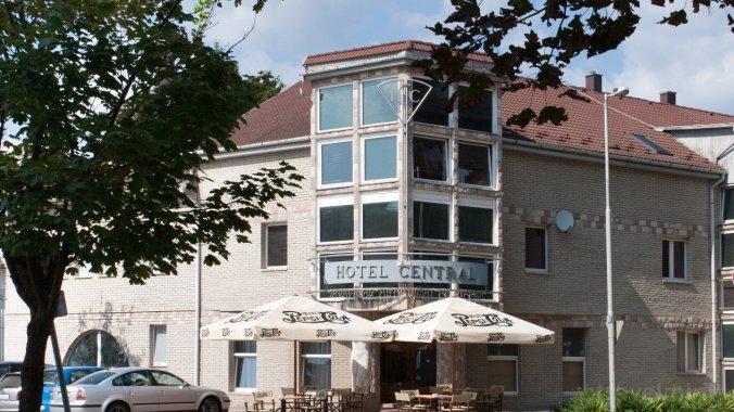 Hotel Centrál és Étterem Nyíregyháza