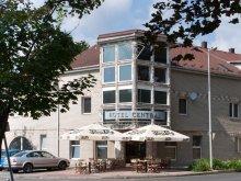 Hotel Tiszaszalka, Hotel Centrál és Étterem
