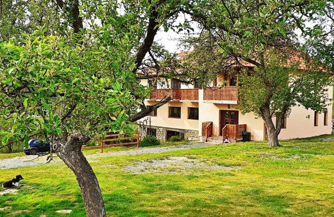 Pensiunea  Agroturistică Ica Valea Drăganului