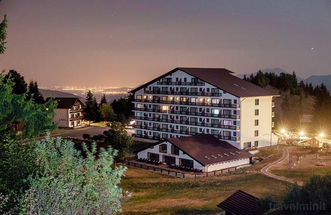 Hotel Bucegi  - Complex Cheile Gradistei Fundata