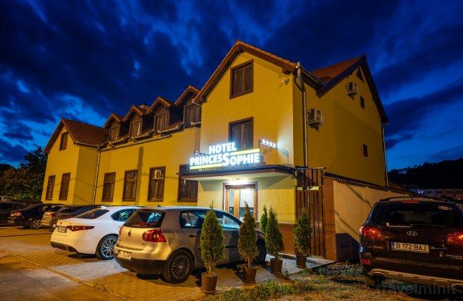 PrincesSophie Hotel Segesvár