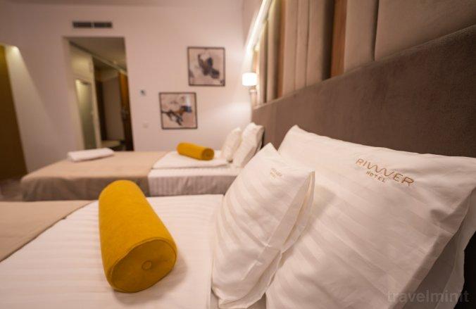River Hotel Marosludas