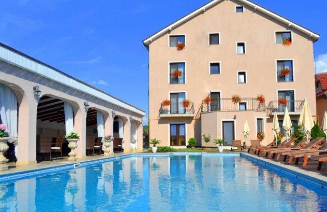 Hotel Krystal Hunedoara