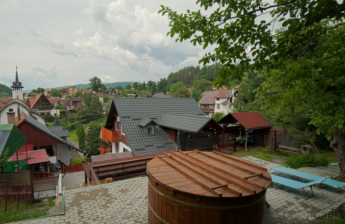 Villa Cerbul Sovata