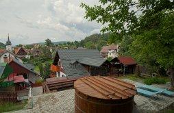 Villa near Teleki Castle, Cerbul Villa