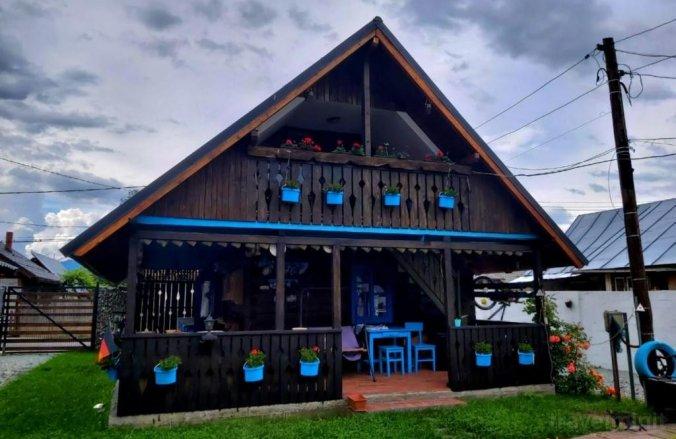 Casa Toth din Țipțerai Vișeu de Sus