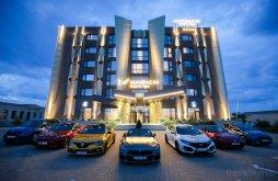 """Hotel """"Ștefan cel Mare"""" Suceava Nemzetközi Repülőtér közelében, Mandachi Hotel&Spa"""