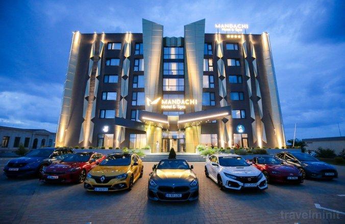 Mandachi Hotel&Spa Szucsáva