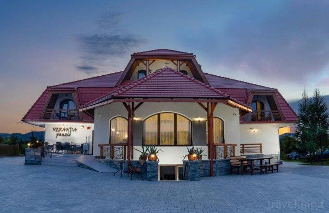 Pensiune și Restaurant Veranda Remetea