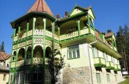 Villa Borszék Fürdő közelében, Bella Villa