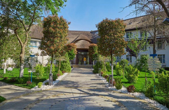 Lebada Luxury Resort & Spa Hotel Crișan
