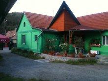 Cazare Călugăreni, Pensiunea Zöld Laguna