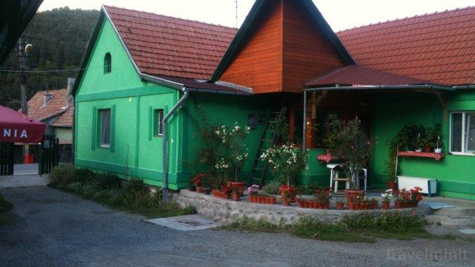 Zöld Laguna Guesthouse Praid
