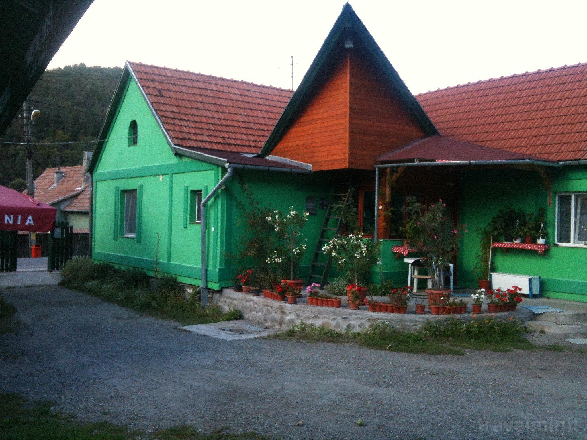 Zöld Laguna Panzió Parajd