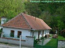 Cazare Cserépváralja, Casa de oaspeți Patakparti