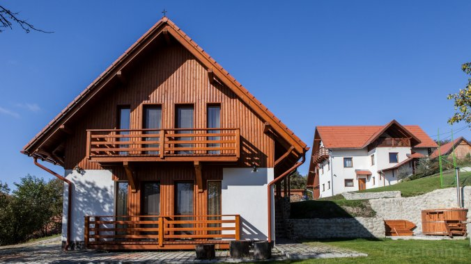 Szilas Guesthouse Păuleni