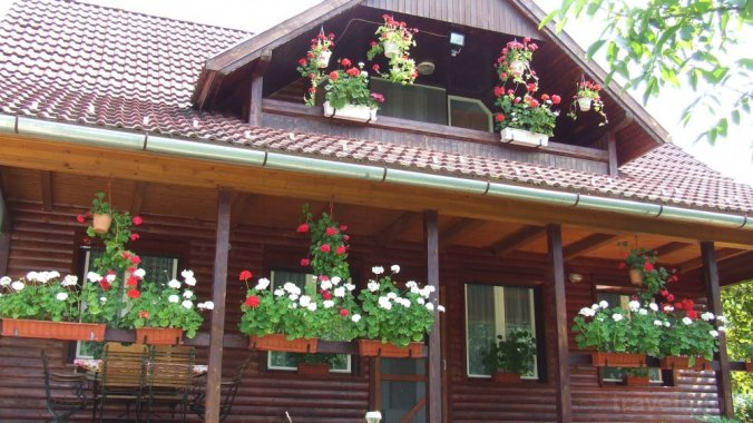 Orbán Guesthouse Sub Cetate