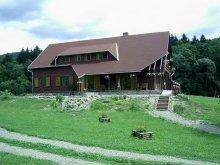 Casă de oaspeți Valea Largă-Sărulești, Pensiunea Csipkés