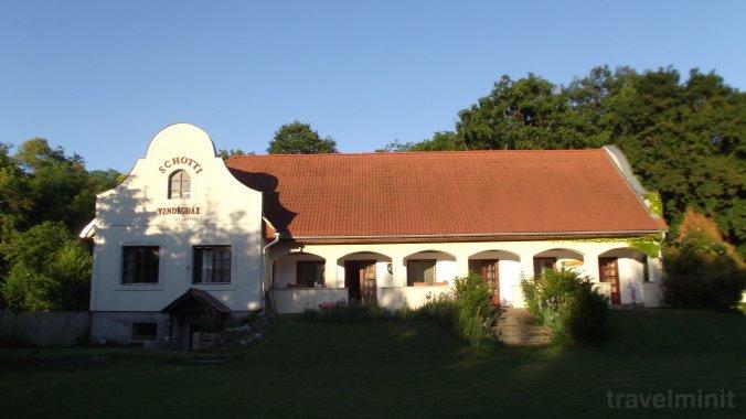 Casa de oaspeți Schotti Zebegény