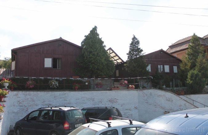 Svájci Ház Hostel Aiud