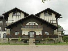 Szállás Felsőmoécs (Moieciu de Sus), Gențiana Panzió