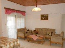 Cazare Balatonfenyves, Apartament Cár Kati II (8 persoane)