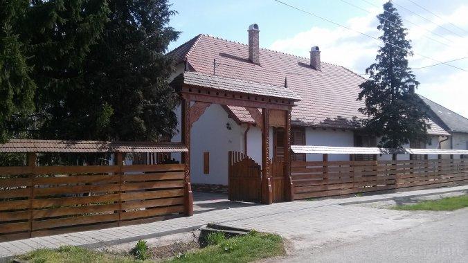 Casa de oaspeți Janó Barabás