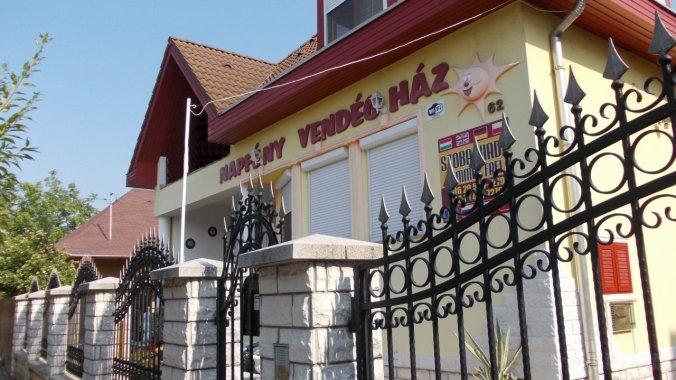 Casa de oaspeți Napfény Hajdúszoboszló