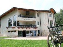 Cazare Toculești, Pensiunea Vila Carpathia