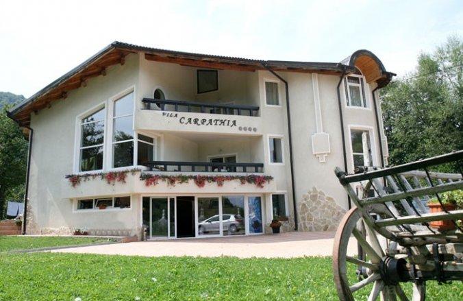 Vila Carpathia Guesthouse Bran