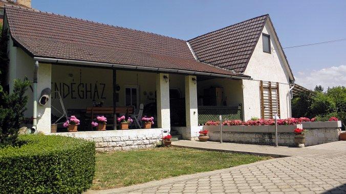 Casa de oaspeți Marika Tokaj