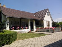 Casă de oaspeți Tiszaszalka, Casa de oaspeți Marika