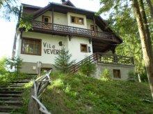Szállás Durău sípálya, Veverița Villa