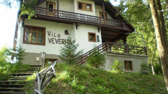 Veverița Vila Borsec