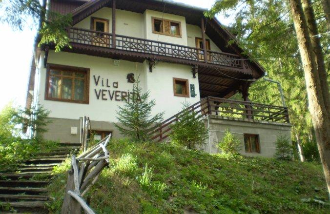 Veverița Villa Borszék