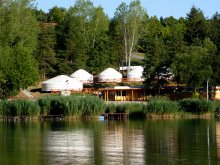 Camping Kisjakabfalva, OrfűFitt Jurtcamp