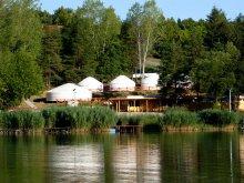 Camping Nagybakónak, OrfűFitt Jurtcamp