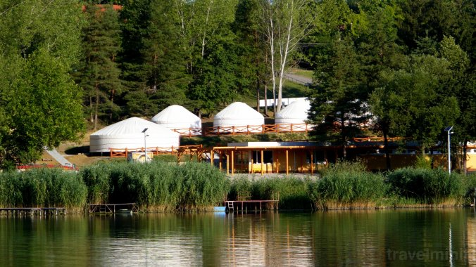 Camping OrfűFitt Orfű