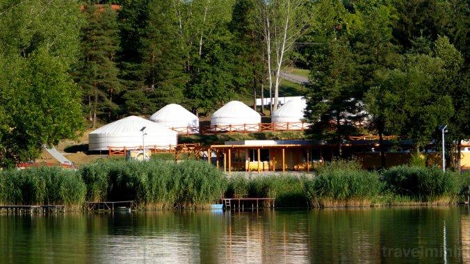 OrfűFitt Jurtcamp Orfű